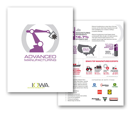 Advanced Manufacturing in Iowa