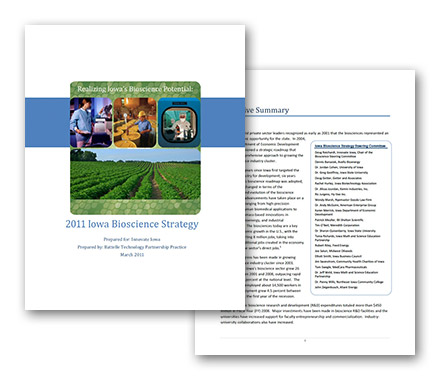 Iowa Bioscience Strategy