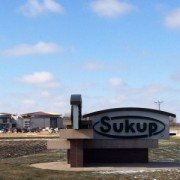 The Cultivation Corridor's Sukup Manufacturing recently completed construction on a new $8 million headquarters and innovation center in Sheffield.
