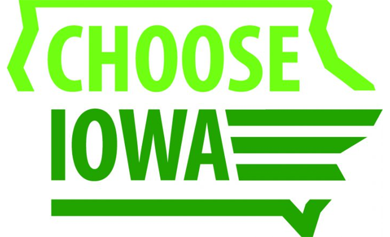 Choose Iowa Logo
