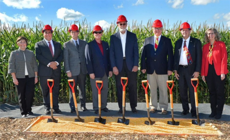 ISU Kent Groundbreaking Event