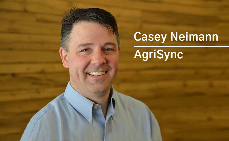 Casey Niemann, President and Founder of AgriSync