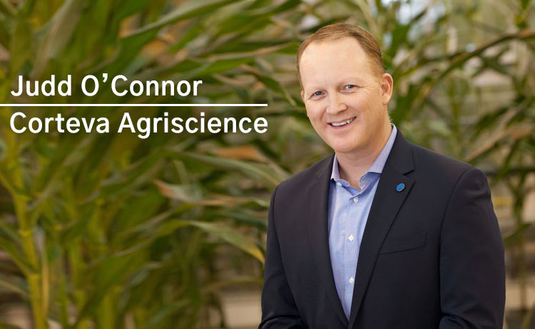 Judd O'Connor, Corteva Agriscience