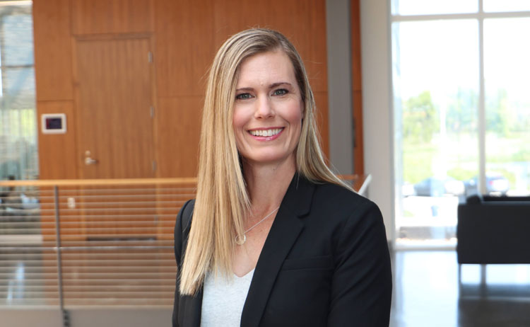 Tracy Uhlman becomes Senior Director of Strategy and Project Management